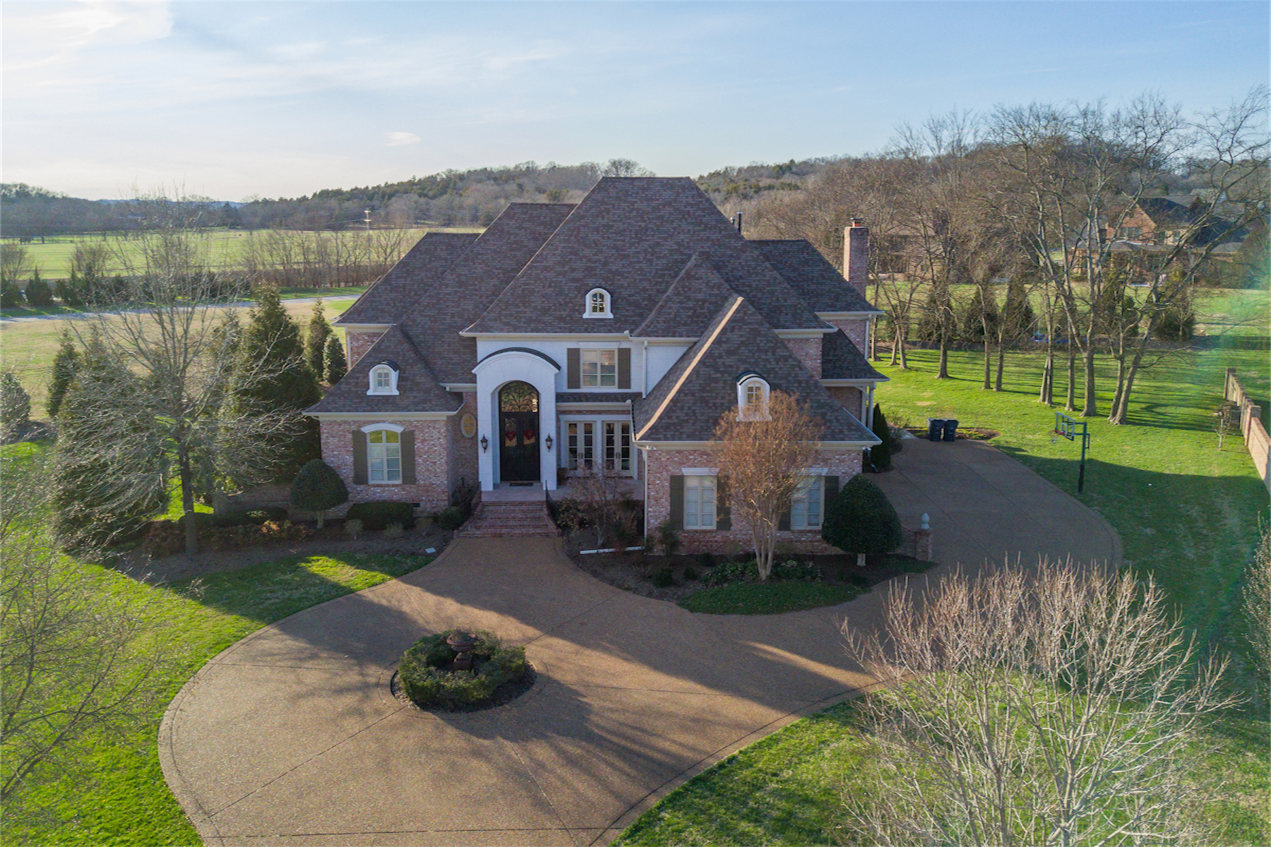 sales property at Elegant Home in Desirable Franklin