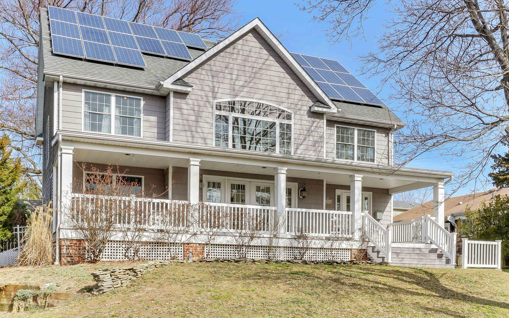 Maison unifamiliale pour l Vente à Manasquan Shores 1212 Manito Road Wall, New Jersey 08736 États-Unis
