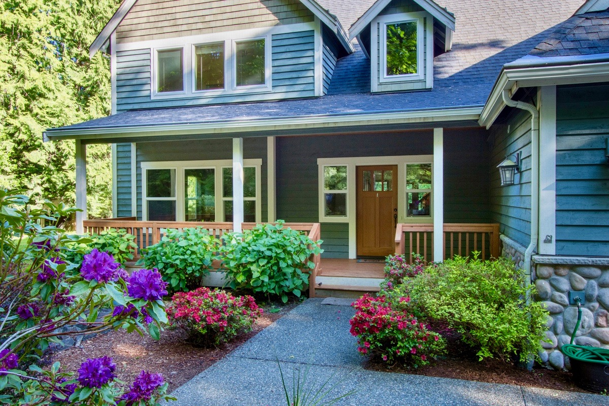 Maison unifamiliale pour l Vente à 14464 Komedal Road NE 14464 Komedal Lane NE Bainbridge Island, Washington, 98110 États-Unis