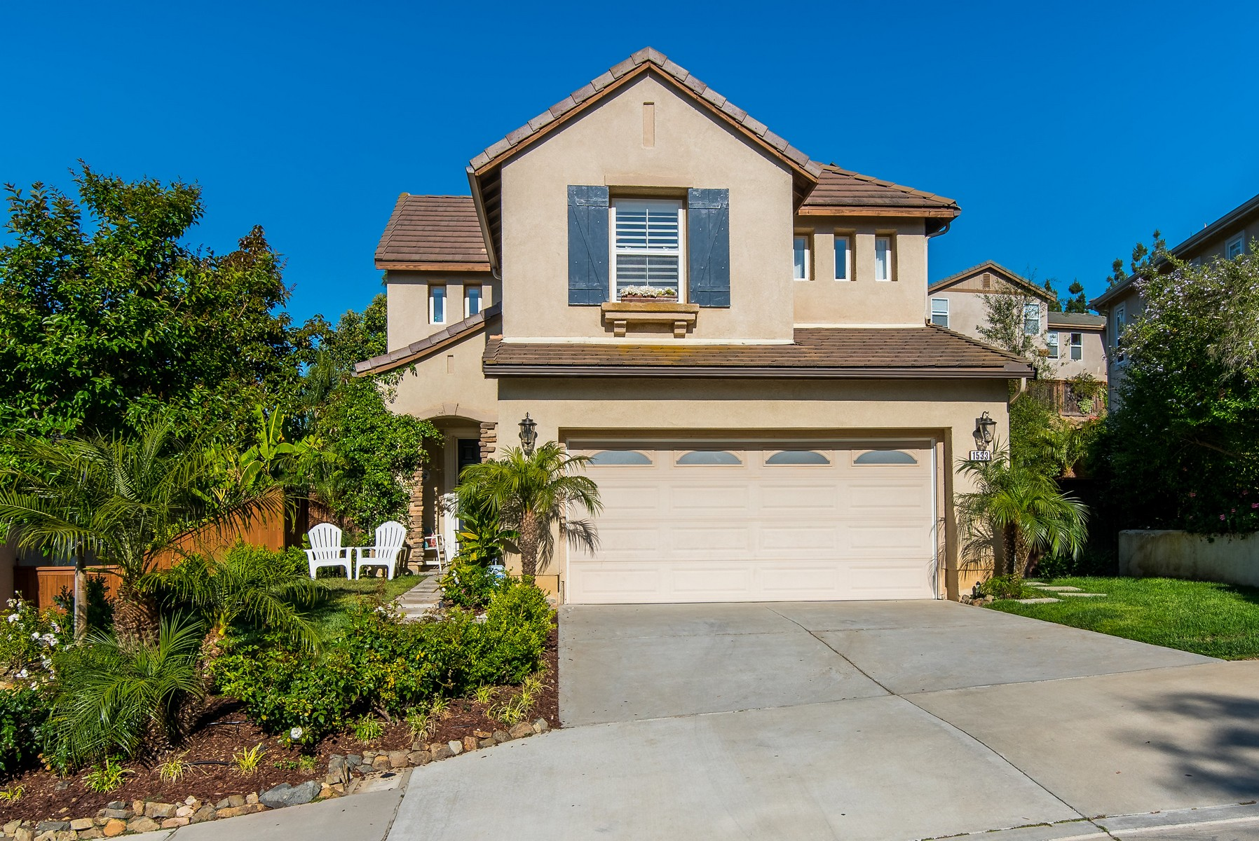 Single Family Home for Sale at 1533 Black Walnut Drive San Marcos, California 92078 United States