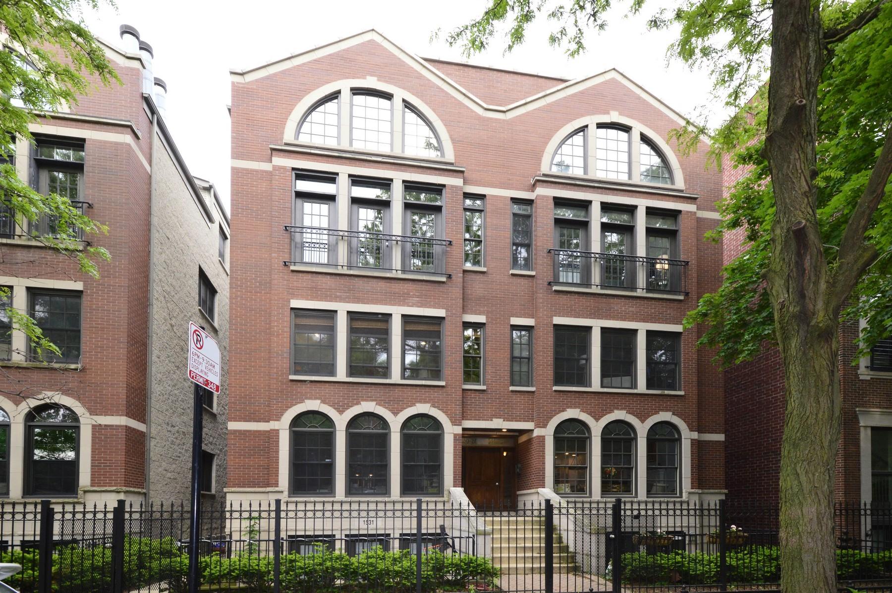 Nhà chung cư vì Bán tại Stunning Condo in Old Town 1531 N Mohawk Street Unit 2N Chicago, Illinois, 60610 Hoa Kỳ