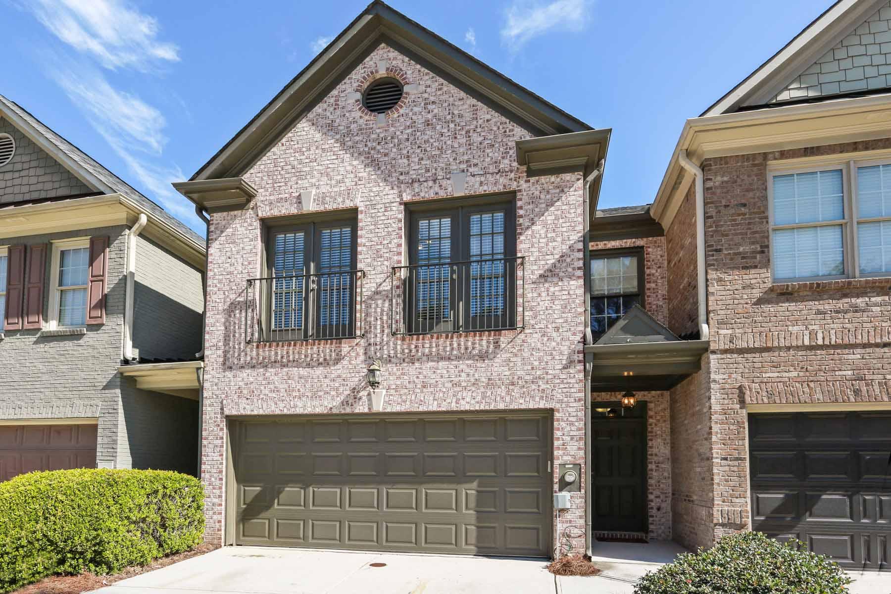 多棟聯建住宅 為 出售 在 Easy Living 1687 Oakbrook Lake Drive Norcross, 喬治亞州, 30093 美國
