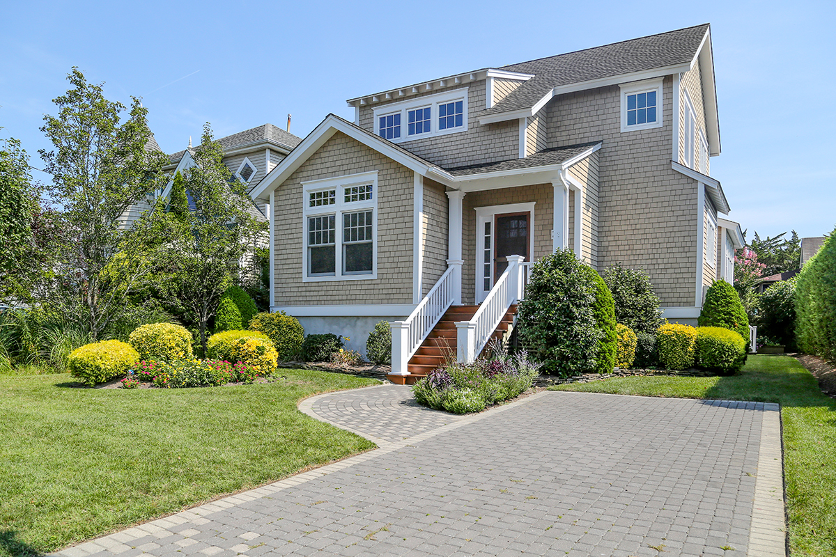 Single Family Homes for Sale at 303 Coral Avenue Cape May Point, New Jersey 08212 United States