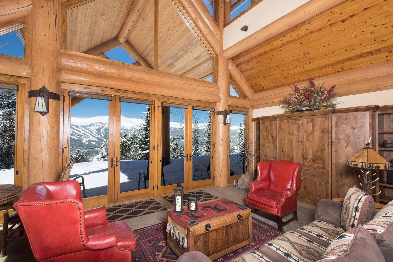 Maison unifamiliale pour l Vente à Rubywood 97 Marys Ridge Lane Breckenridge, Colorado, 80424 États-Unis