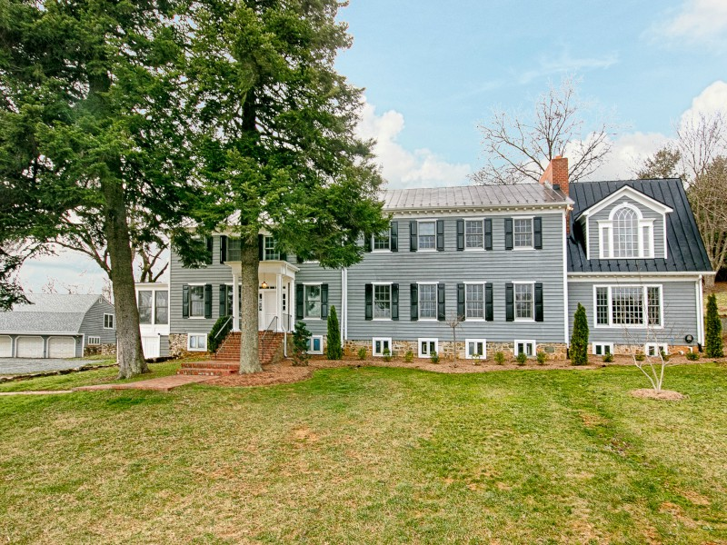 Single Family Home for Sale at Thomas Mill 40081 Thomas Mill Road Leesburg, Virginia, 20175 United States