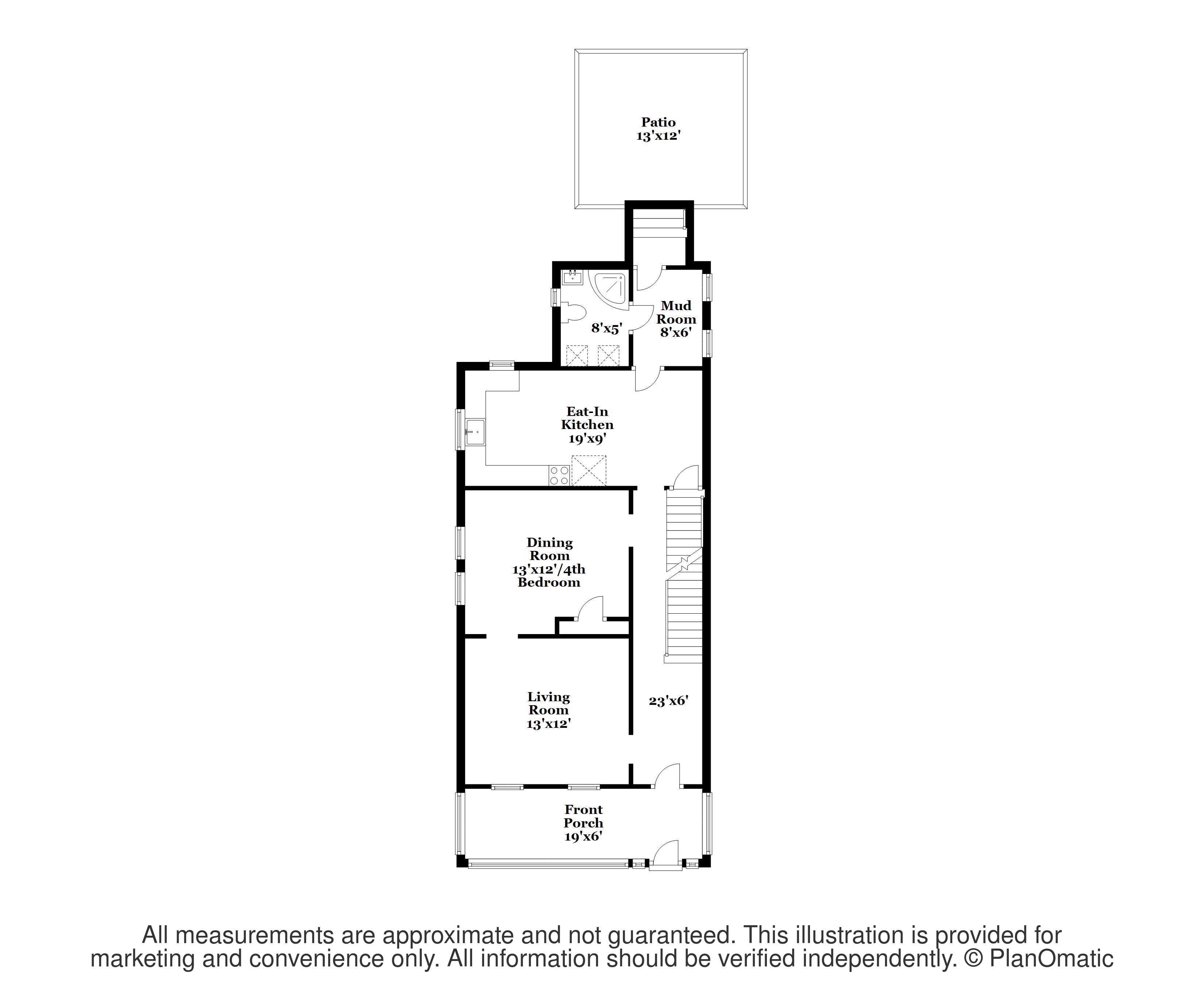 single family homes para Venda às Freshened In-Town 3-4 Bedroom with 3 Parking Spots 20 Leigh Avenue, Princeton, Nova Jersey 08540 Estados Unidos