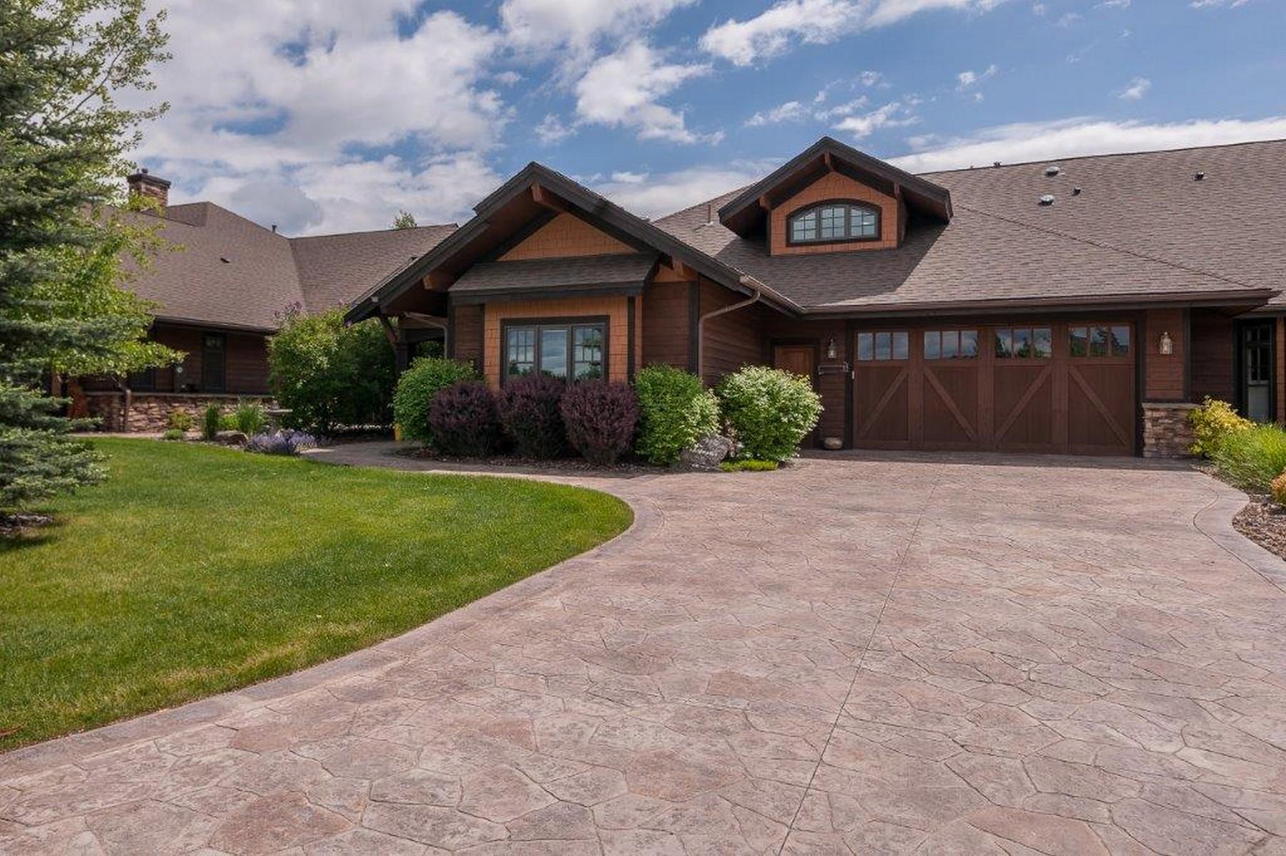 Townhouse for Sale at 350 Eagle Bend Dr , Bigfork, MT 59911 350 Eagle Bend Dr Bigfork, Montana, 59911 United States