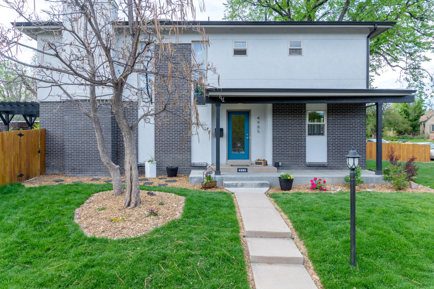 Single Family Home for Sale at Impeccable 2013 Remodeled Home 4985 East 12th Avenue Denver, Colorado, 80220 United States