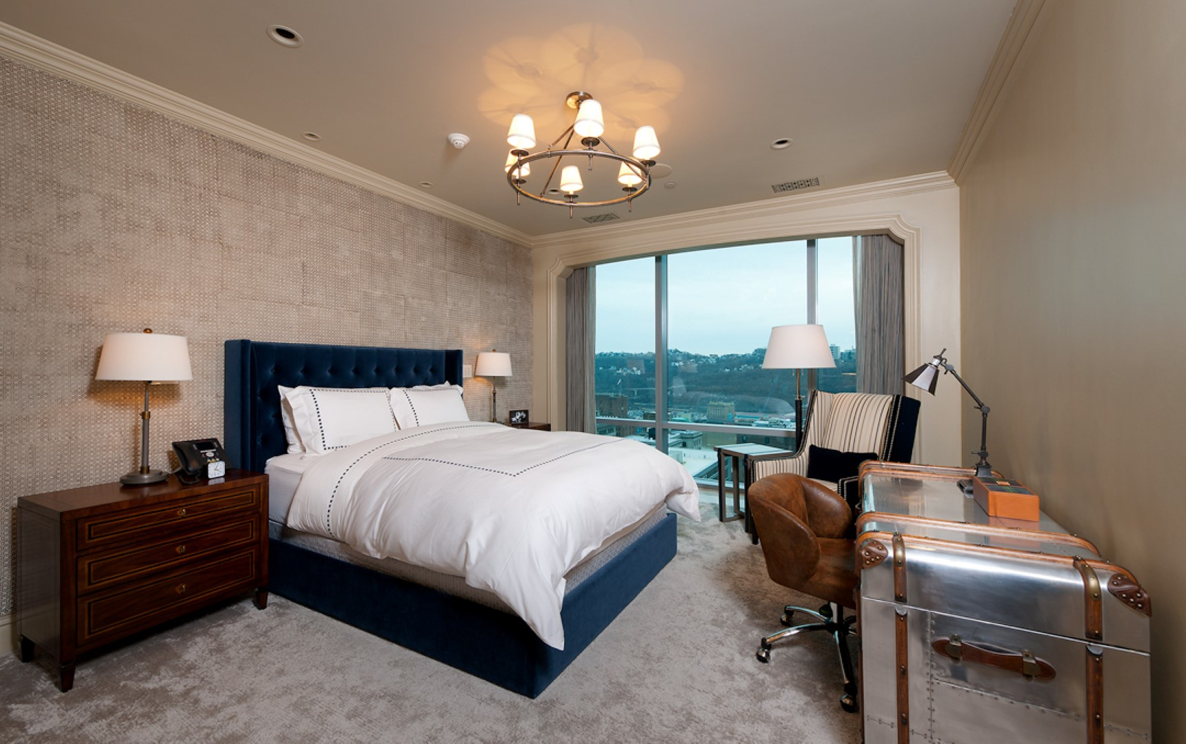 Additional photo for property listing at The Penthouse at The Residences 550 Market Street Pittsburgh, Pennsylvania 15222 United States