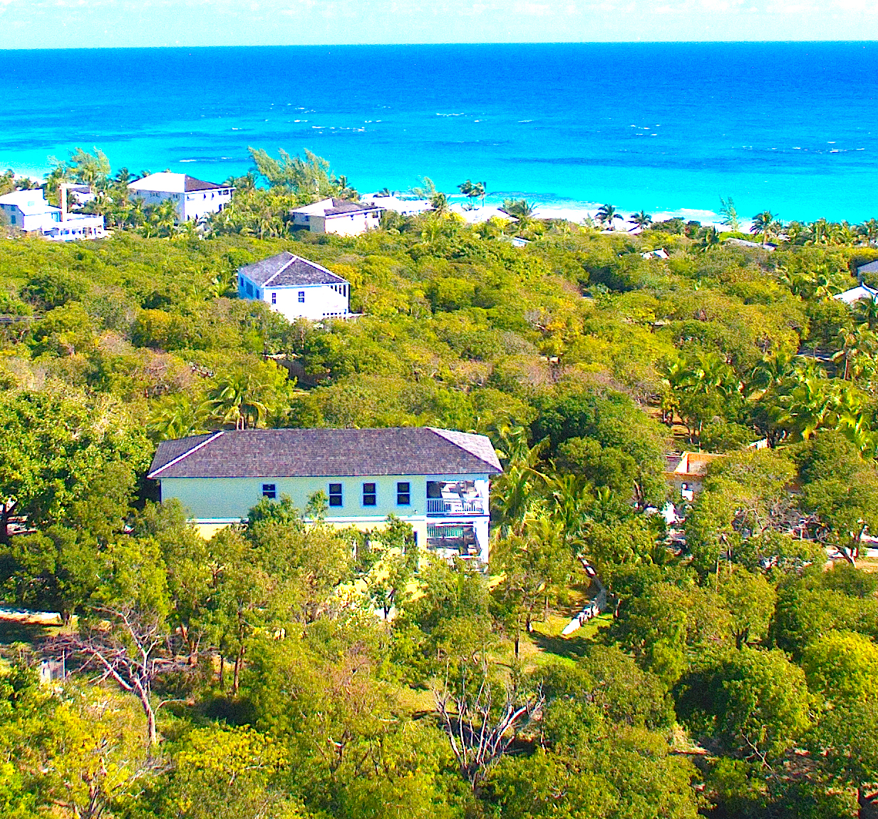 Maison unifamiliale pour l Vente à Banyan Tree Estate at Pink Sands Harbour Island, Eleuthera Bahamas