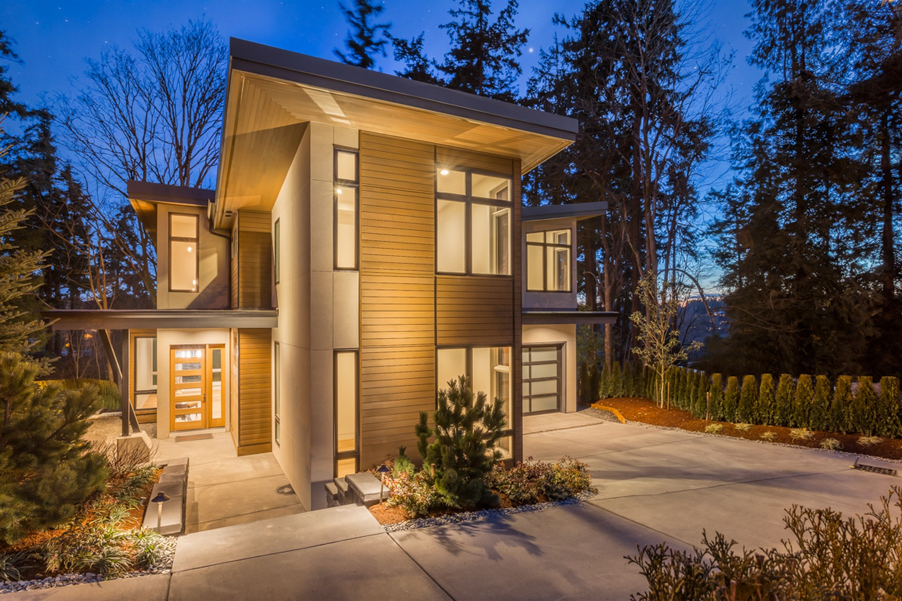 Single Family Home for Sale at Portofino Lot 5 10405 NE 43rd St. Kirkland, Washington 98033 United States