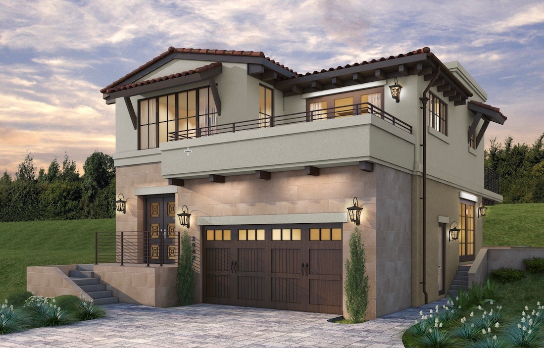 Single Family Home for Sale at 2061 Fixlini Street 2061 Fixlini Street- Lot 8 San Luis Obispo, California 93401 United States