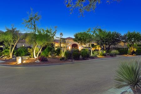 Single Family Homes for Sale at 101 Chalaka Place Palm Desert, California 92260 United States