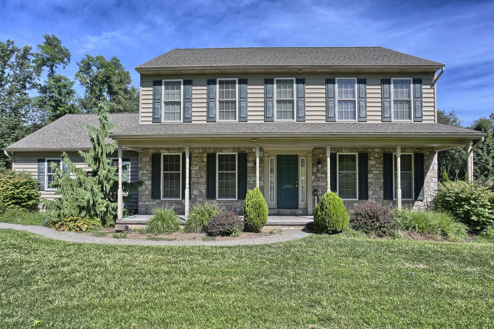 Частный односемейный дом для того Продажа на 417 Martic Heights Drive Holtwood, Пенсильвания 17532 Соединенные Штаты