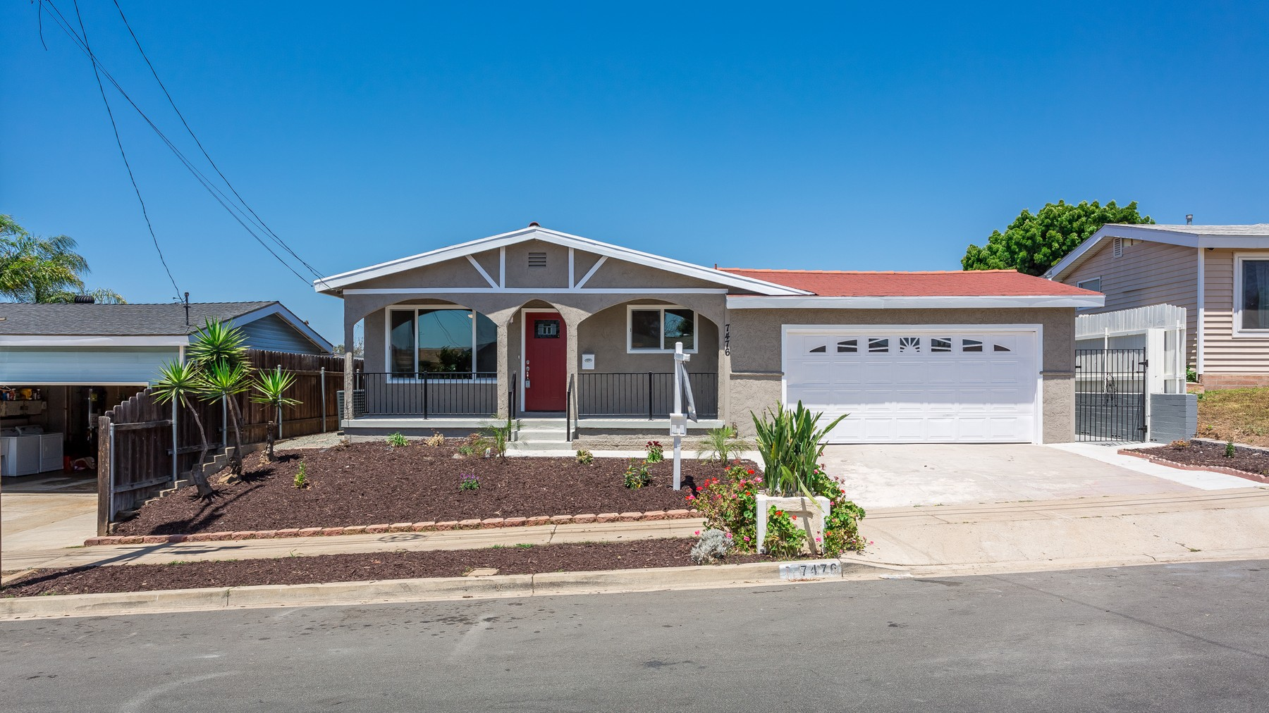 Single Family Home for Sale at 7476 Salizar Street San Diego, California, 92111 United States