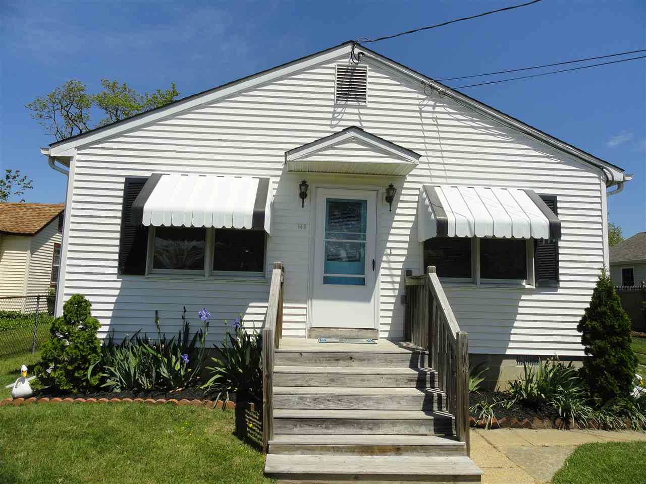 Single Family Home for Sale at 143 W. Bates 143 W. Bates Avenue Cape May, New Jersey 08251 United States