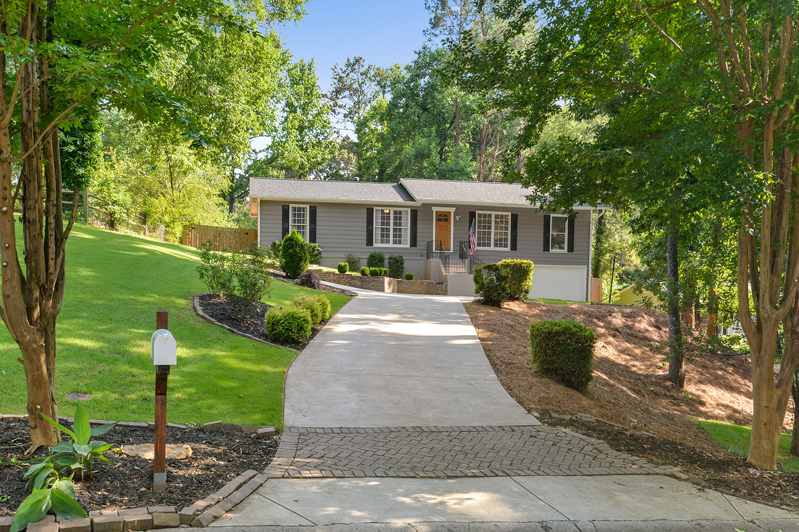 Single Family Home for Sale at Renovation in Pope School District 1951 Beaver Brook Pt Marietta, Georgia 30062 United States