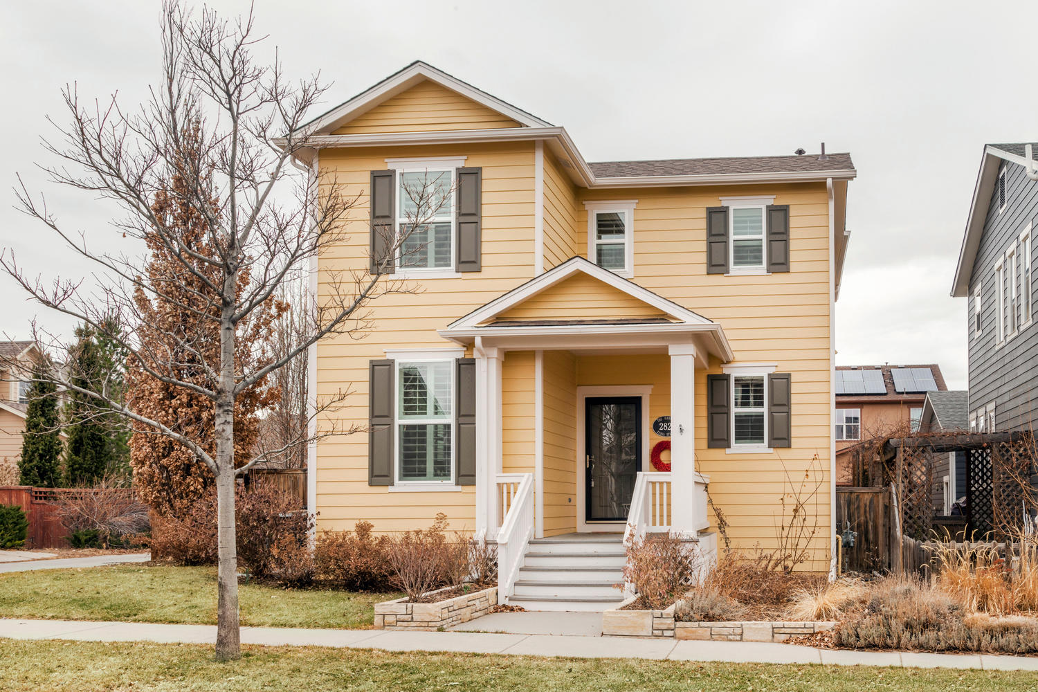 Single Family Home for Sale at Too many upgrades to list! 2821 Xenia Street Stapleton, Denver, Colorado, 80238 United States