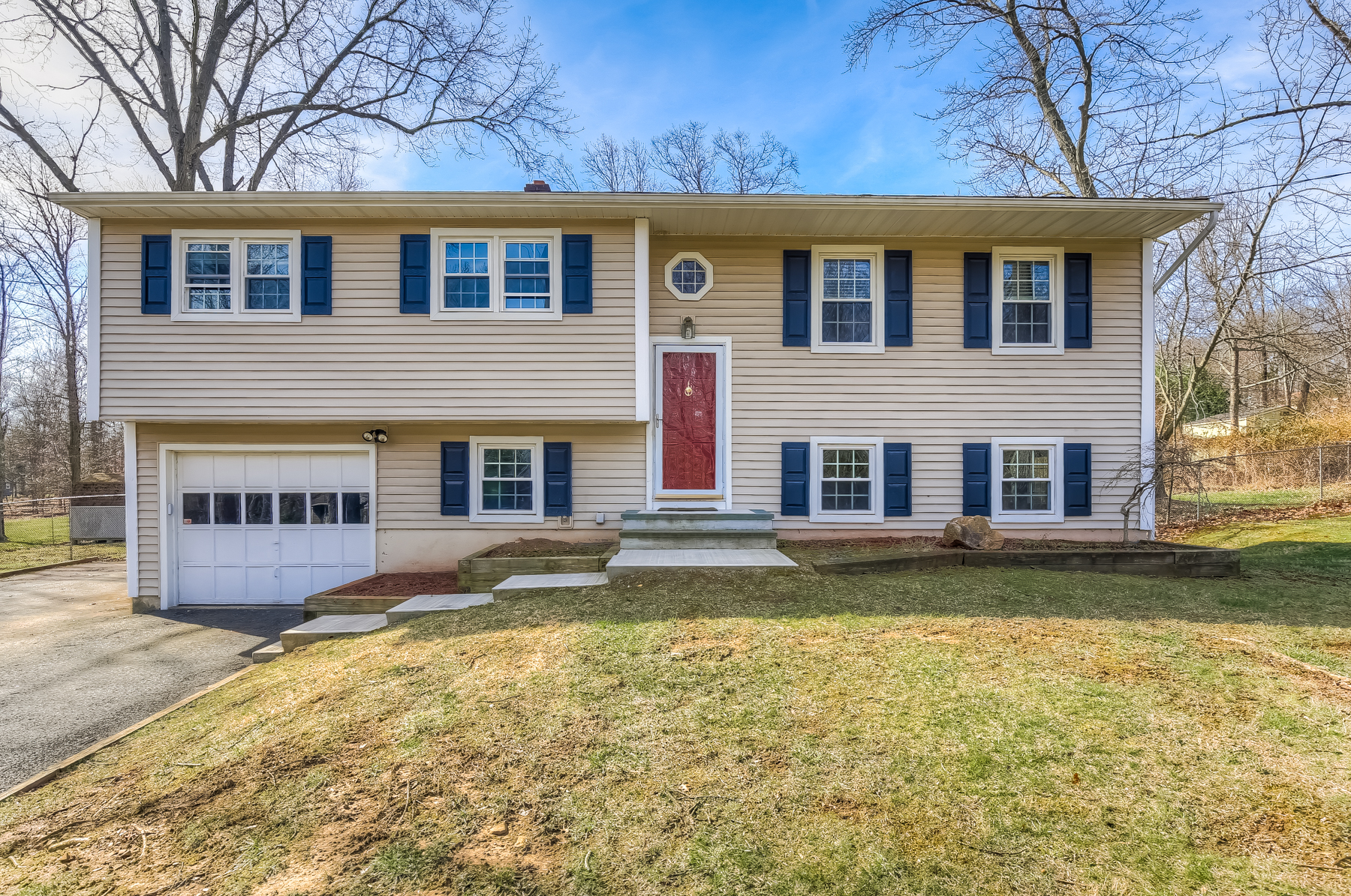 Single Family Home for Sale at Lovingly Maintained 1300 Cheshire Road Bridgewater, New Jersey, 08807 United States