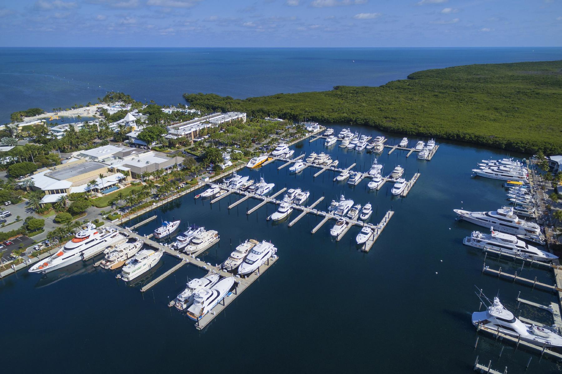 Autre bien résidentiel pour l Vente à Ocean Reef Marina Offers Full Yacht Services 201 Ocean Reef Drive, FS-24 Key Largo, Florida, 33037 États-Unis