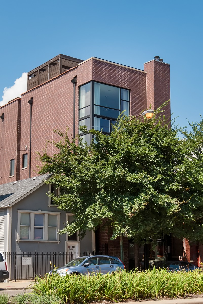 Condominium for Sale at Jaw-Dropping Duplex Penthouse 2424 N Ashland Avenue Unit PH Chicago, Illinois, 60614 United States