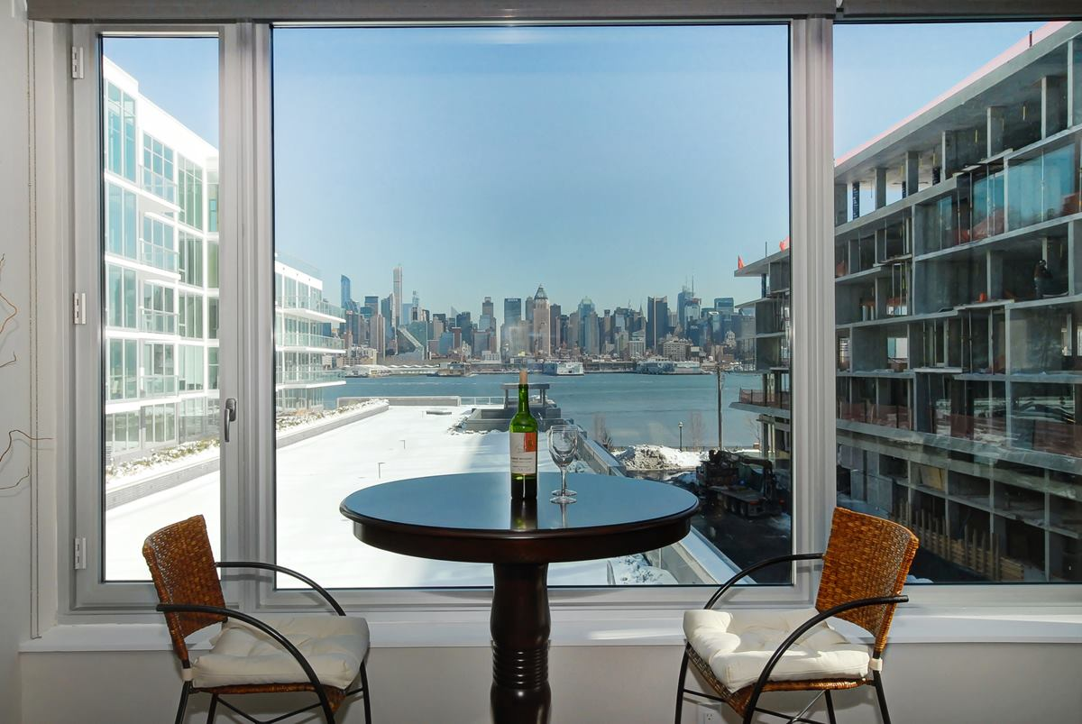 Condominium for Sale at Pure Luxury 1000 Avenue At Port #401 Weehawken, New Jersey 07086 United States