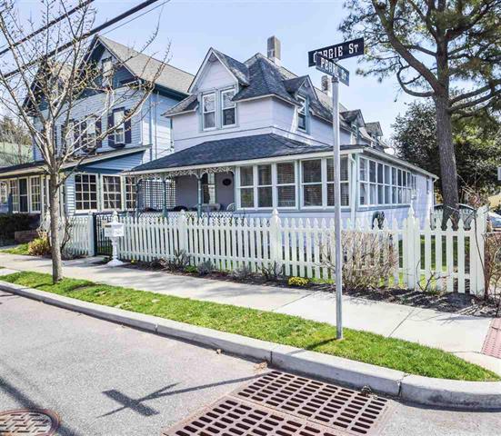 Tek Ailelik Ev için Satış at 706 Corgie Cape May, New Jersey 08204 Amerika Birleşik Devletleri