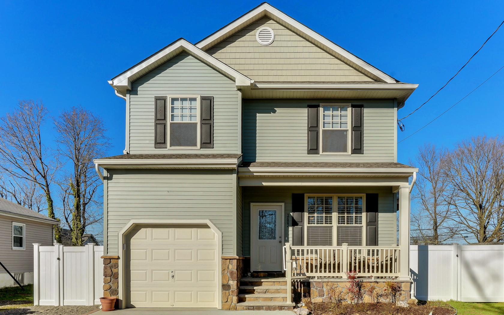Single Family Home for Sale at Stunning 2016 Construction 2602 Garfield St Wall, New Jersey, 07719 United States
