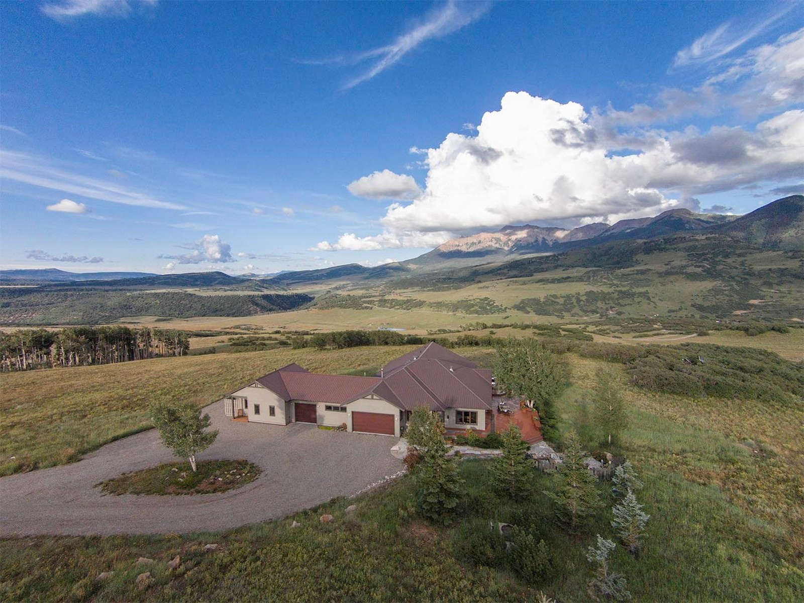 Single Family Home for Active at Flying Husky Ranch 395 Flying Husky Trail Placerville, Colorado 81430 United States