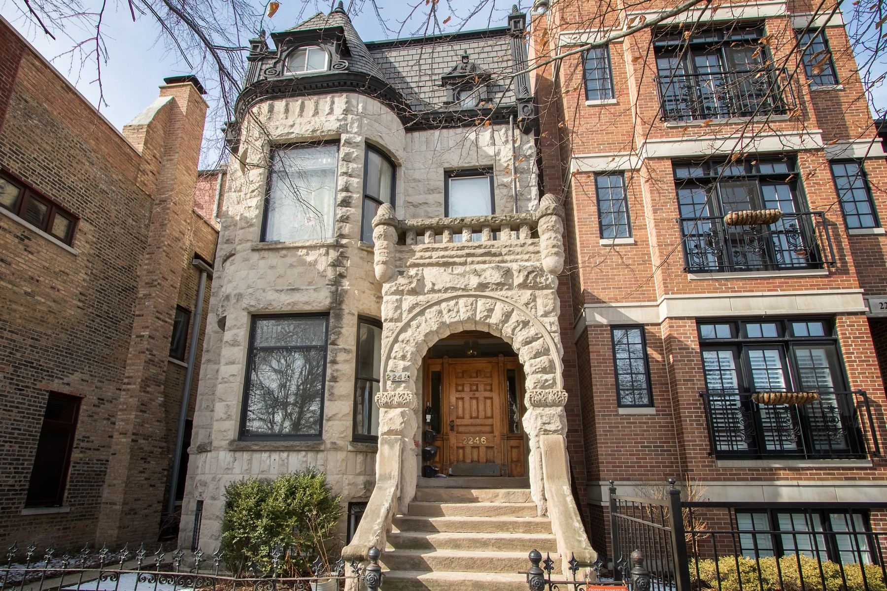 Multi-Family Home for Sale at Lincoln Park Greystone 2246 N Racine Avenue Chicago, Illinois, 60614 United States