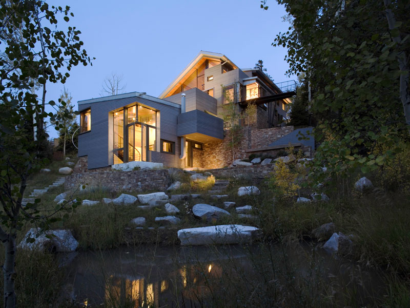 Additional photo for property listing at Art Lover's Dream Home 13 Stanton Lane Snowmass Village, Colorado 81615 United States