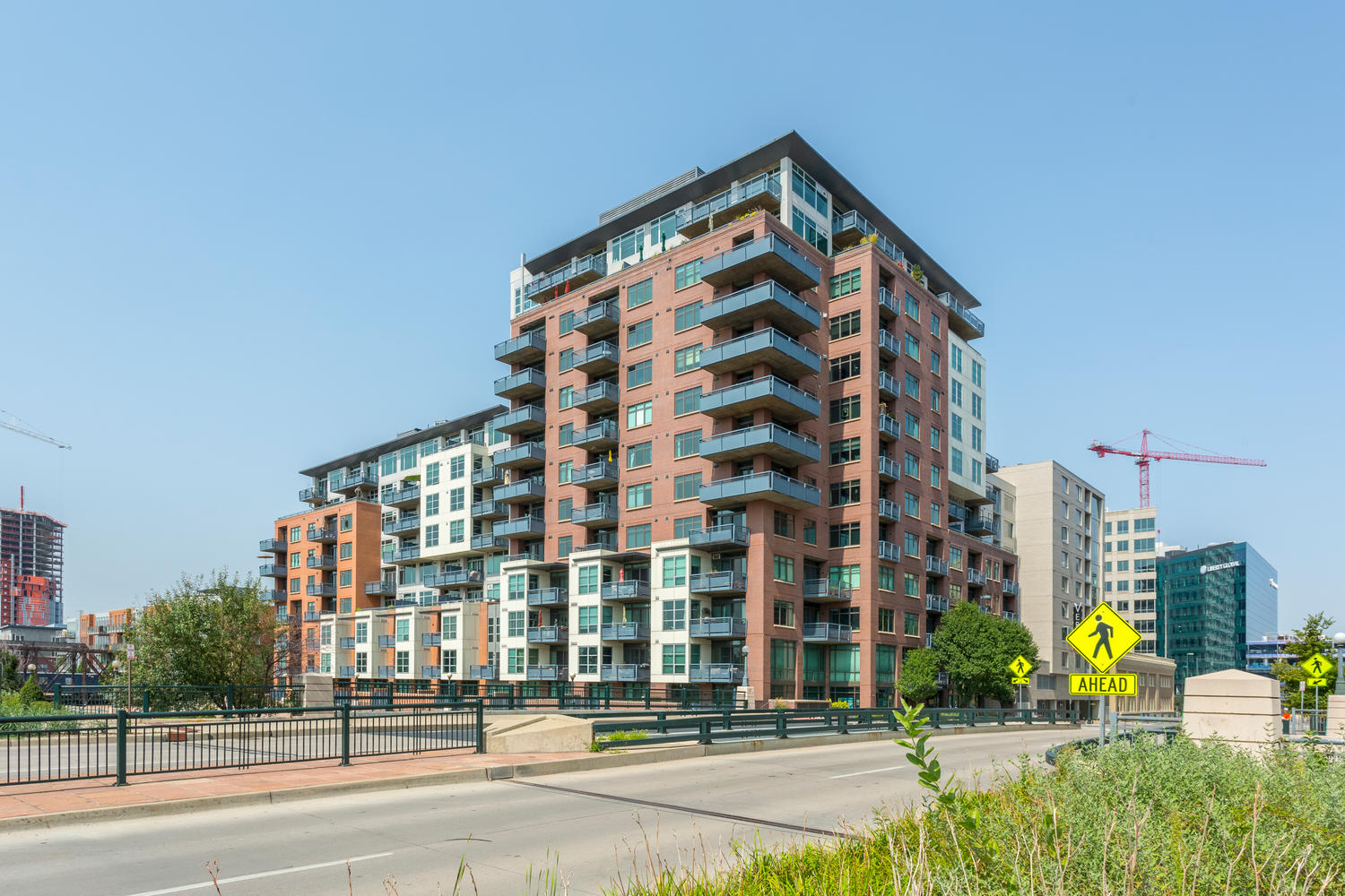 Single Family Home for Sale at A View From Waterside Lofts! 1401 Wewatta Street 308 Denver, Colorado, 80202 United States