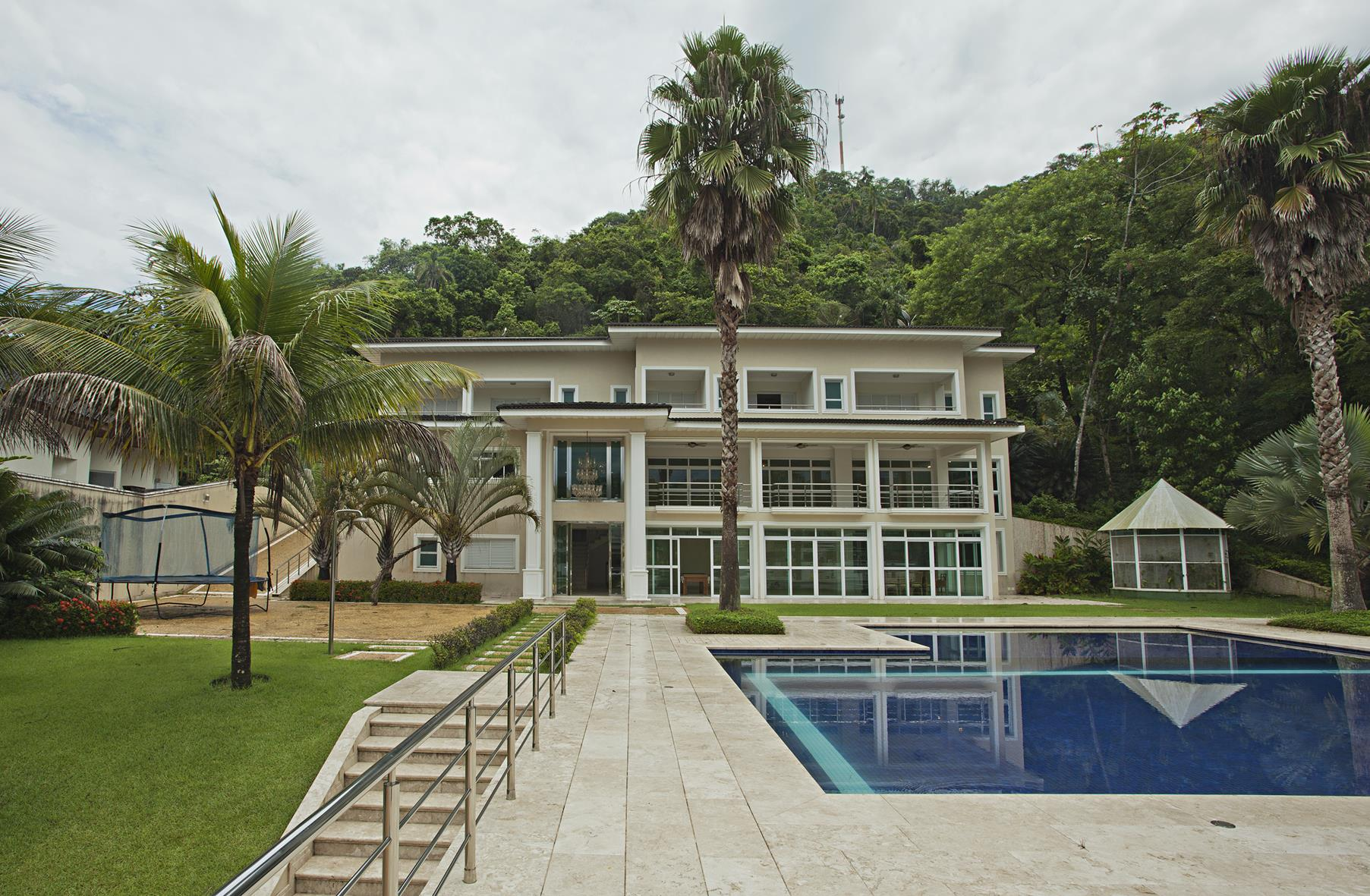 獨棟家庭住宅 為 出售 在 Luxurious House at Marina Guarujá Estrada Guarujá/Bertioga Guaruja, 聖保羅, 11443-485 巴西