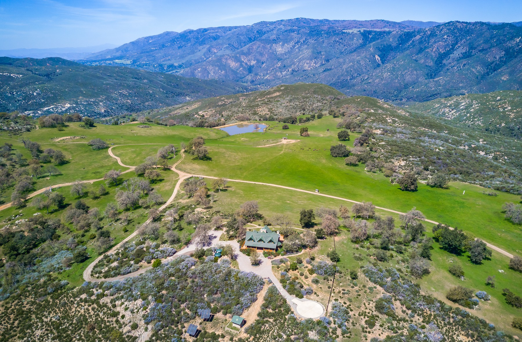 Farm / Ranch / Plantation for Active at Double S Ranch 28197 Angel Mountain Road Santa Ysabel, California 92070 United States