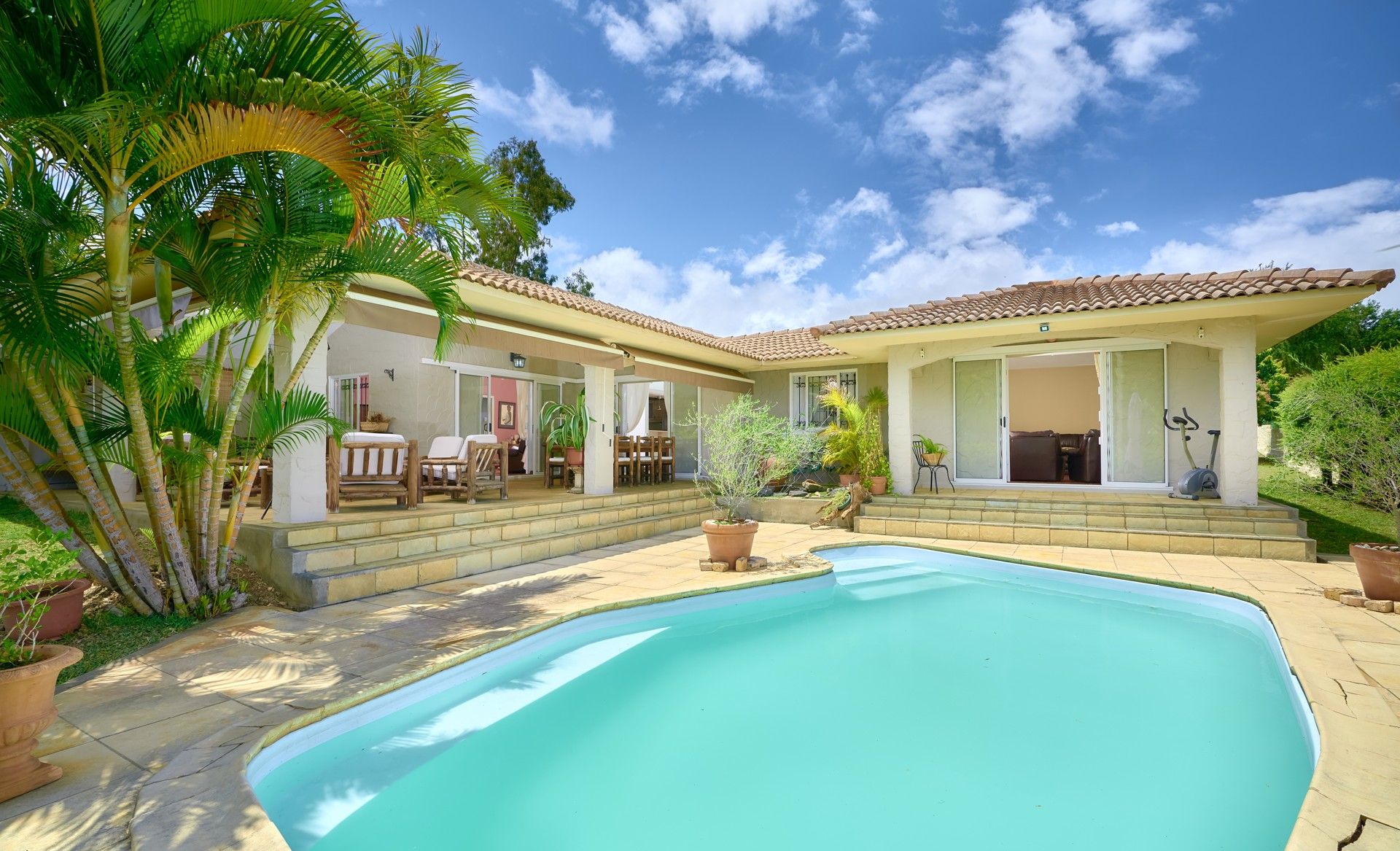 Single Family Home for Sale at Tranquillity villa Black River, Black River Mauritius
