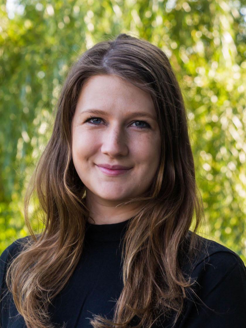 Natasha Van Voorhis