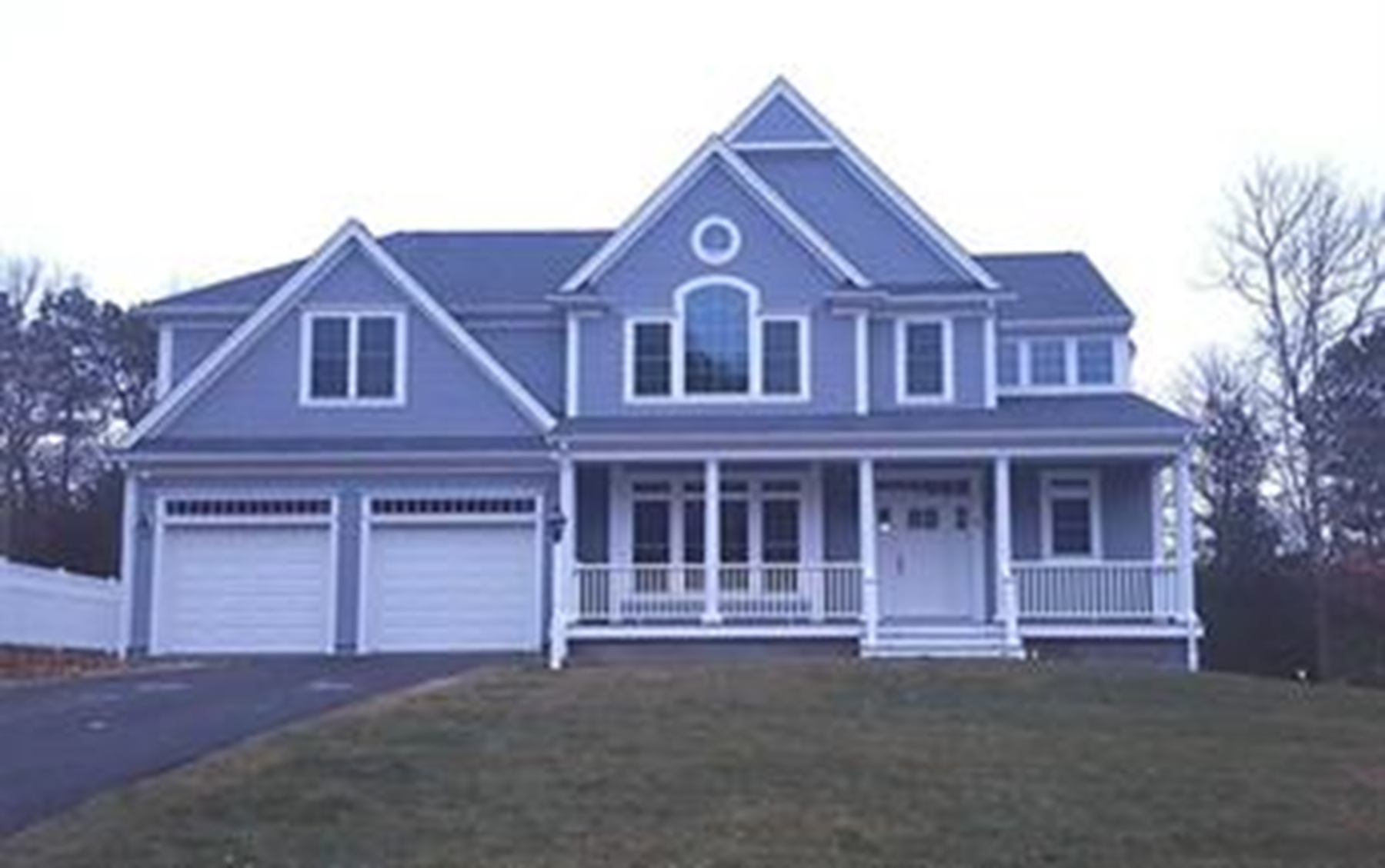 Single Family Home for Sale at Highland Park New Construction Lincoln Model Lot 21 Stoney Brook Road Hopkinton, Massachusetts 01748 United States