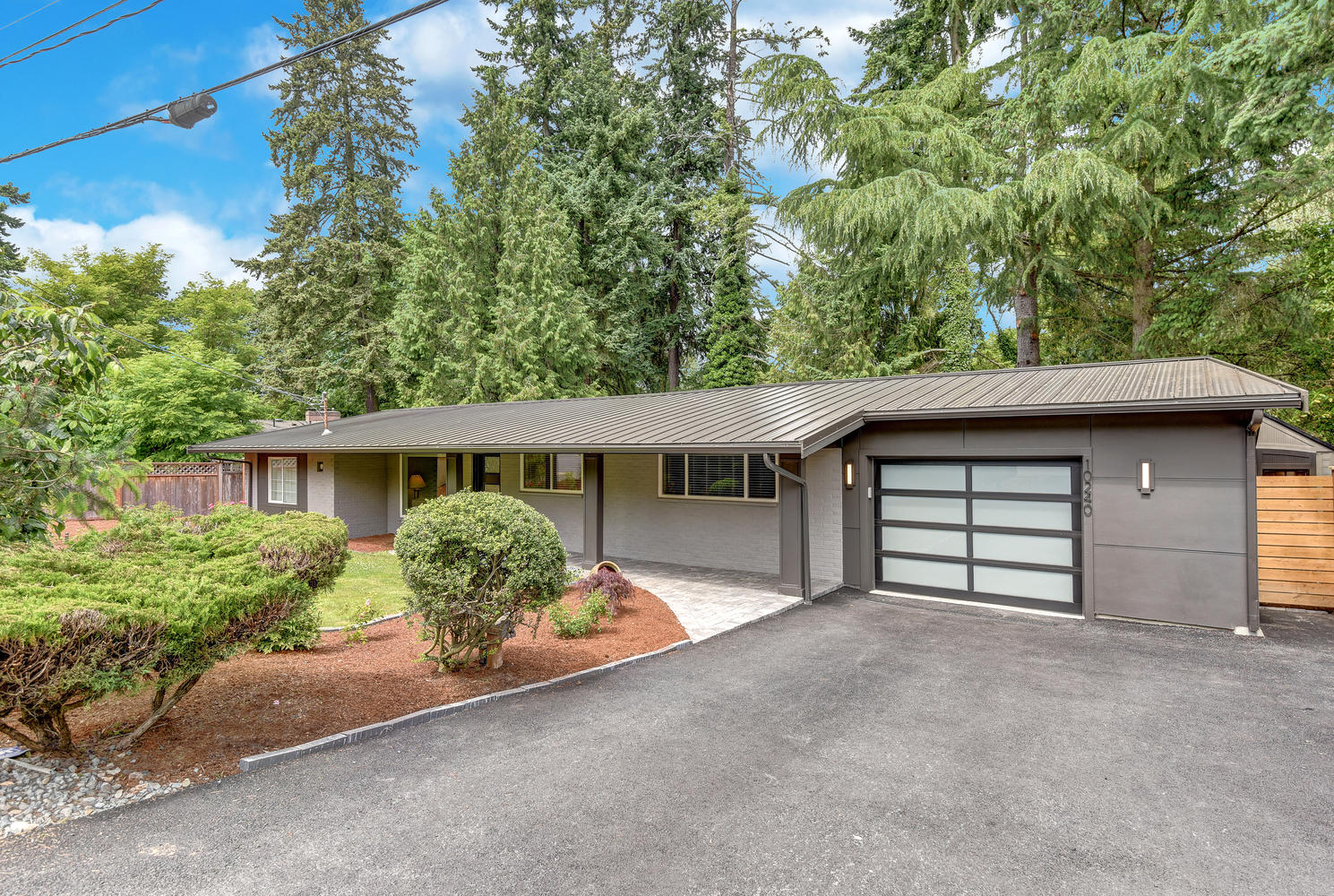 Single Family Home for Sale at Intriguing West Bellevue Home 10240 NE 30th Pl Bellevue, Washington 98004 United States