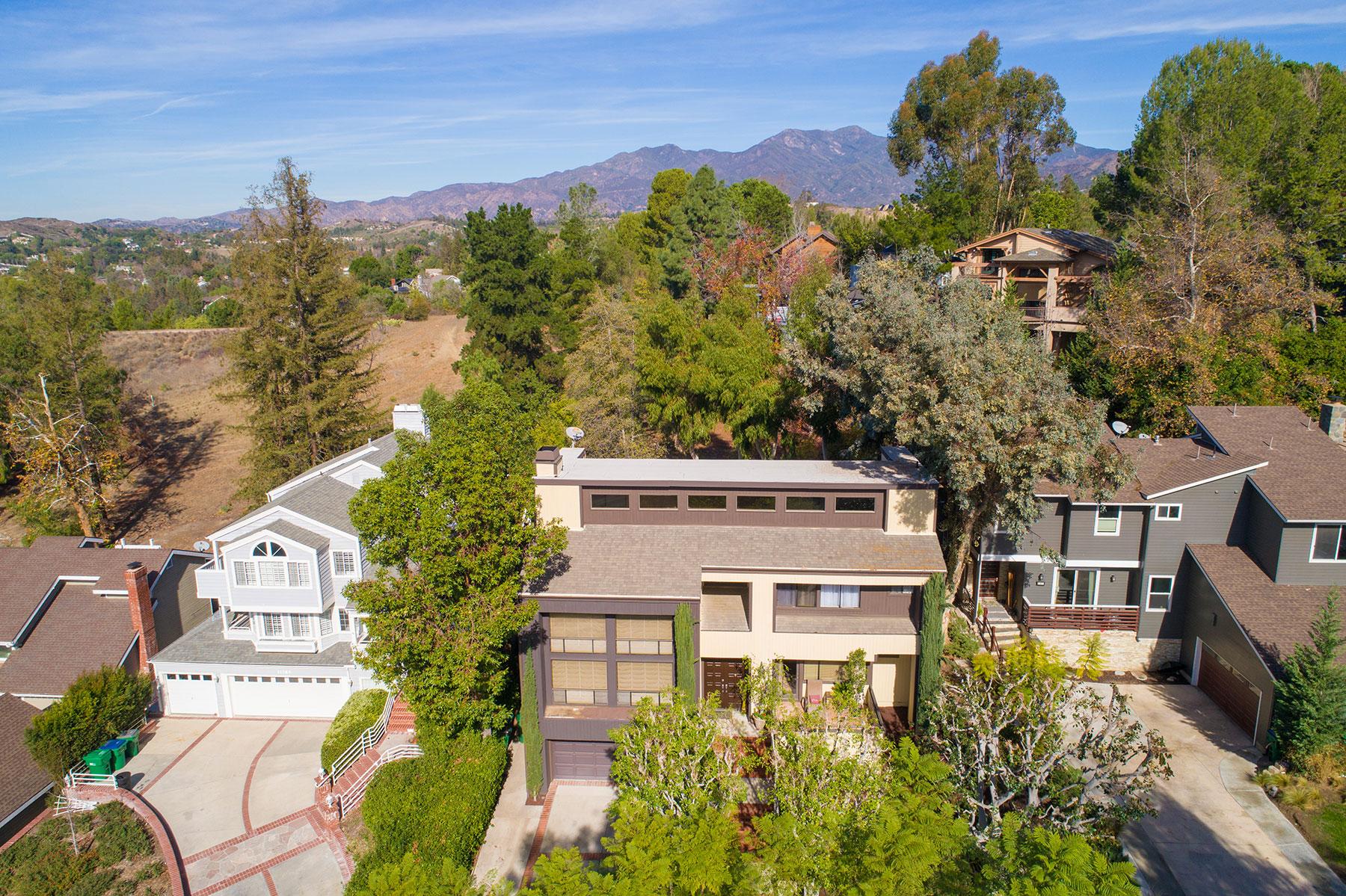 独户住宅 为 销售 在 31801 Via Coyote Coto De Caza, 加利福尼亚州, 92679 美国