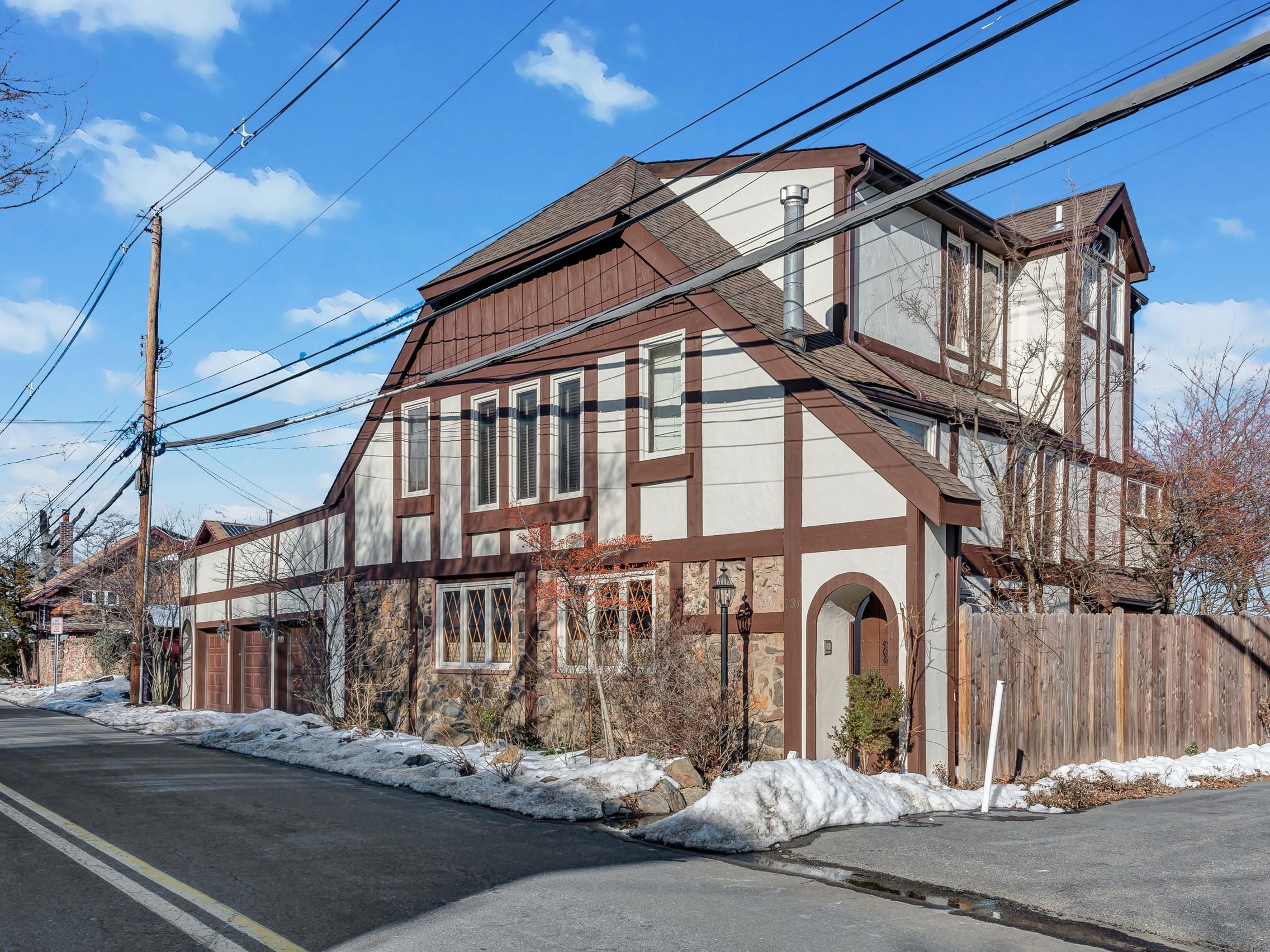 단독 가정 주택 용 매매 에 SoHo-on-Hudson 737 Piermont Ave. Piermont, 뉴욕, 10968 미국