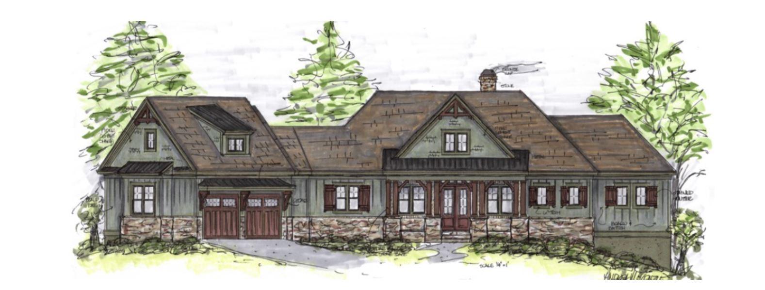 Single Family Homes por un Venta en Stunning Waterfront Home 110 Peninsula Court, Sunset, Carolina del Sur 29685 Estados Unidos