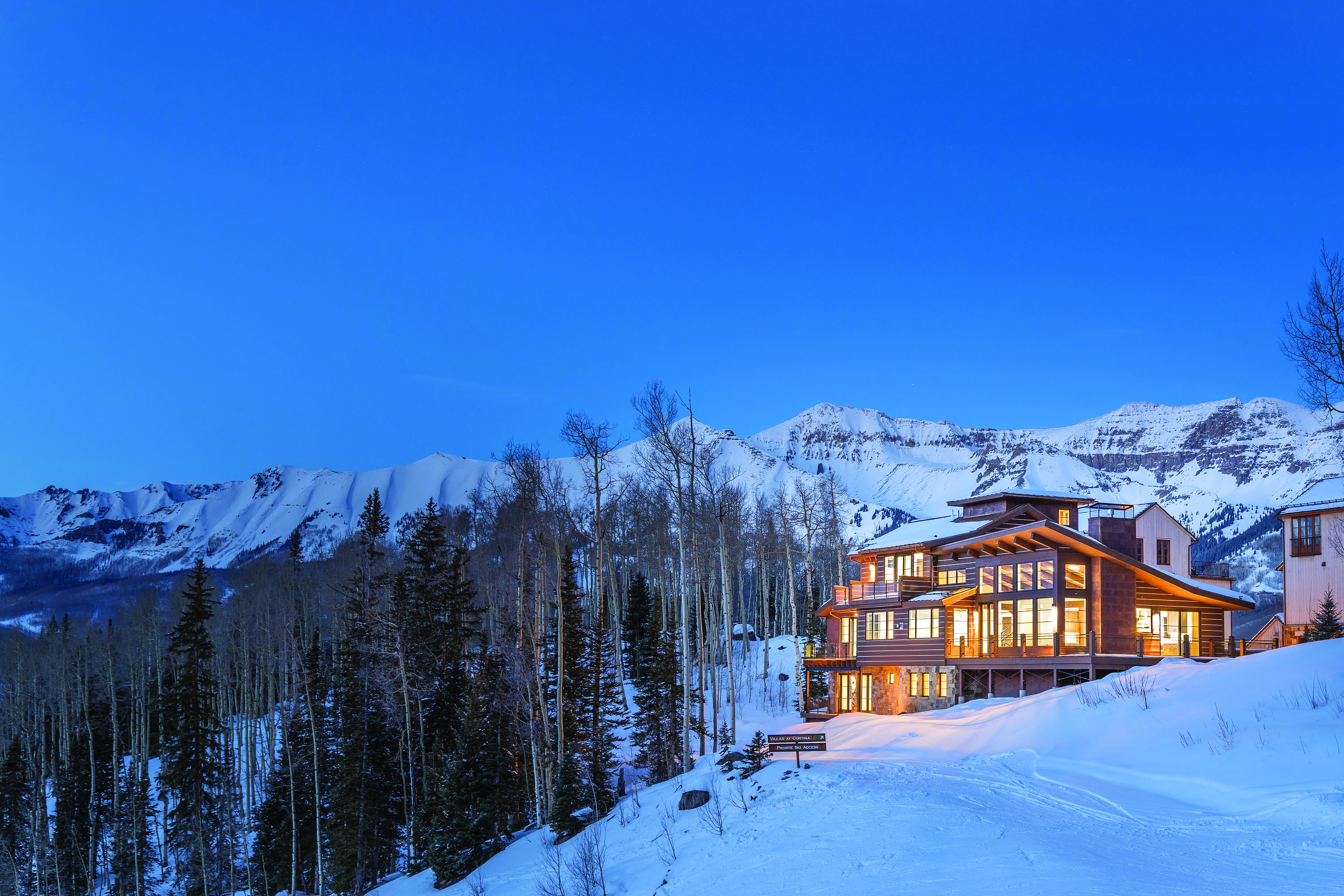 Single Family Home for Sale at 14 Cortina Drive Telluride, Colorado, 81435 United States