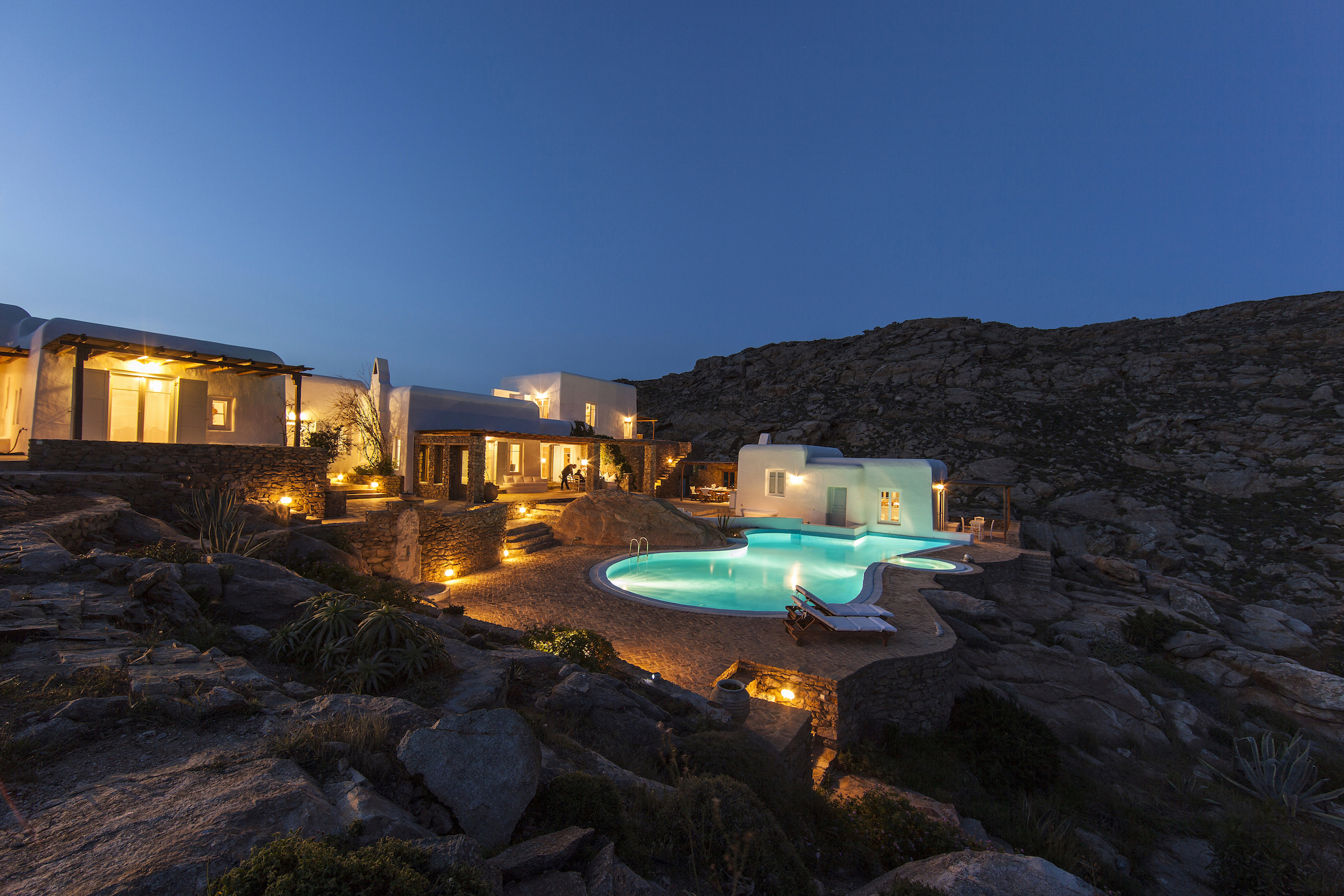sales property at Mykonos Observatory