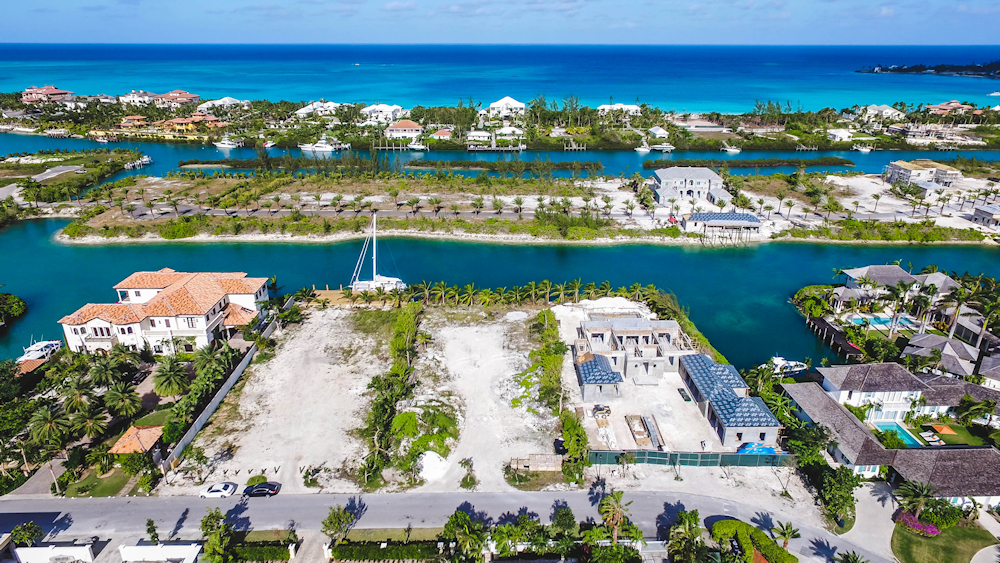 Land for Sale at Montague Island Lot, Old Fort Bay Old Fort Bay, Nassau And Paradise Island Bahamas