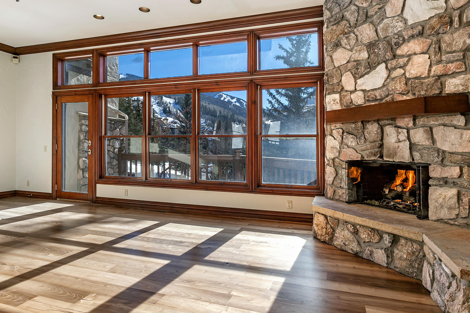 Townhouse for Active at Ski-in Ski-out Mountain Modern 83 Offerson Road #7 Beaver Creek, Colorado 81620 United States