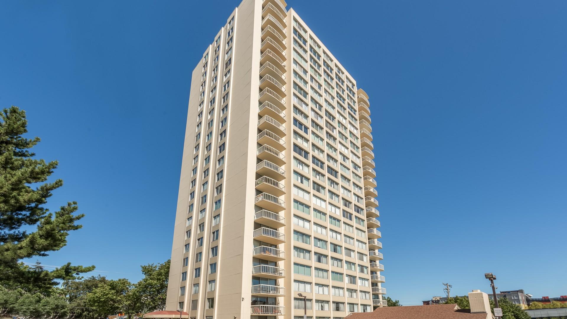 sales property at University Plaza #2306