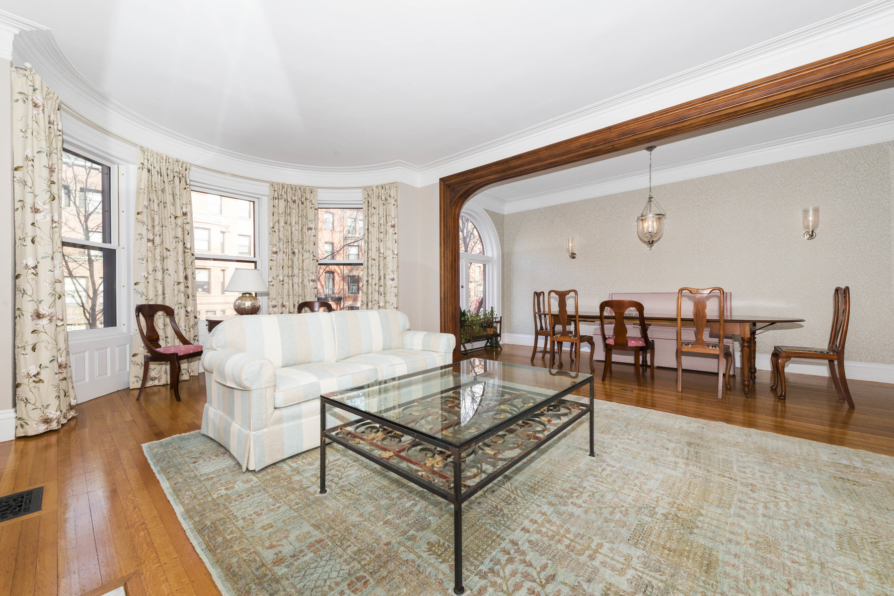 sales property at Quintessential Back Bay Brownstone