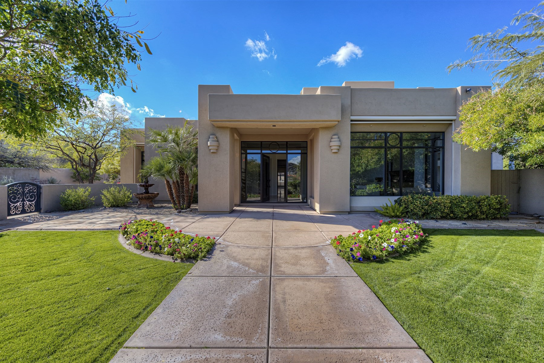 open-houses property at Fabulous soft contemporary home in Desert Jewel Estates