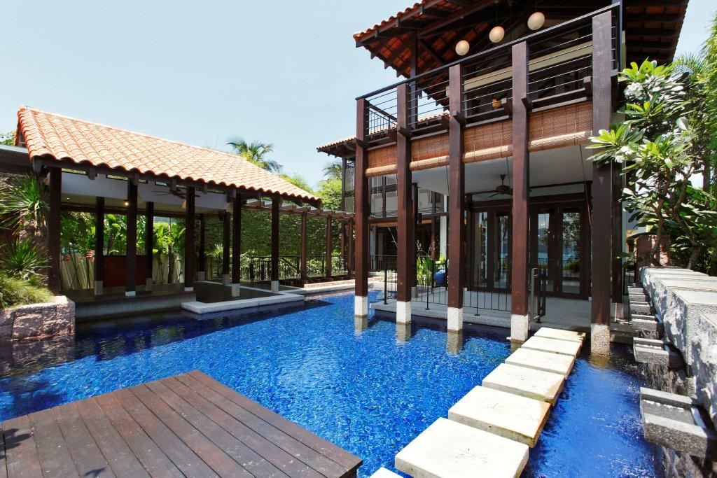 Other Residential for Sale at Seafront Bungalow, Sentosa Singapore, Cities In Singapore Singapore