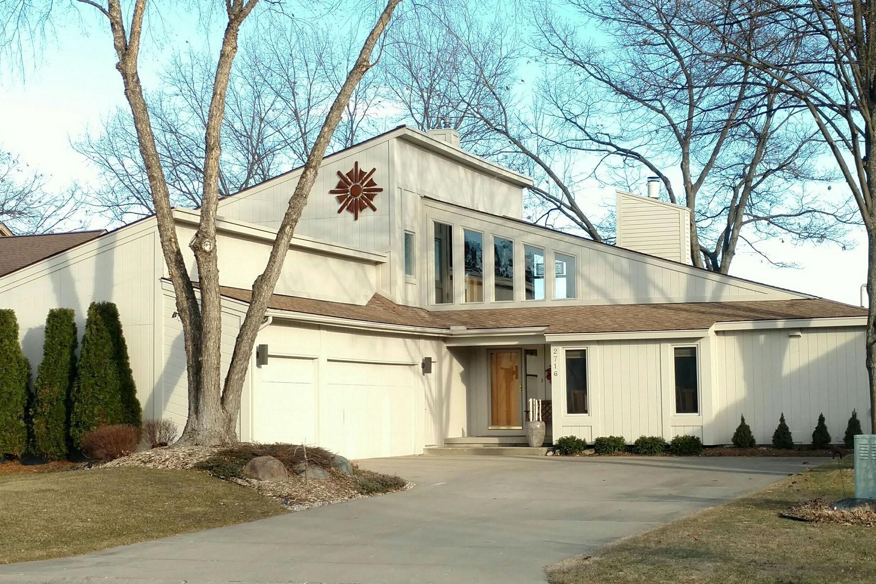 独户住宅 为 销售 在 Orion Township 2716 Browing 奥莱恩镇, 密歇根州, 48360 美国